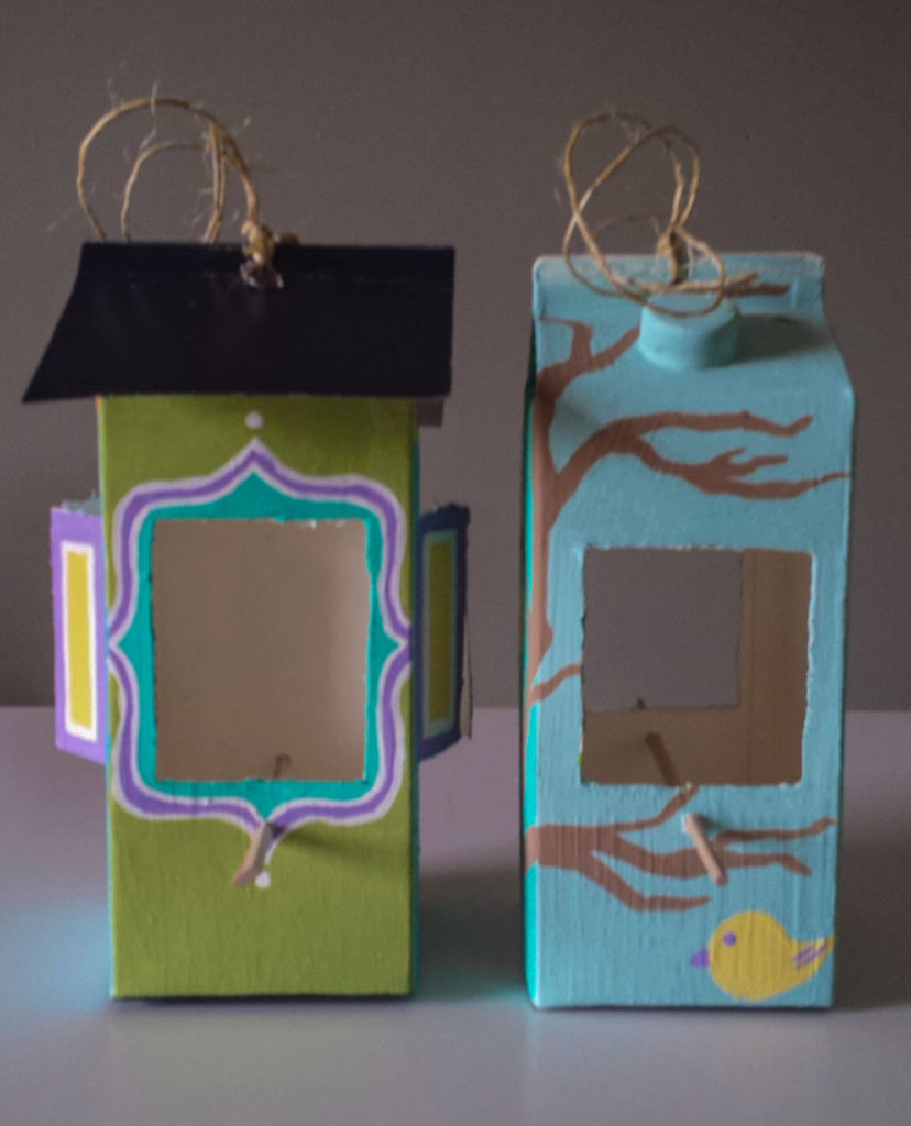 Christmas Tree Carton