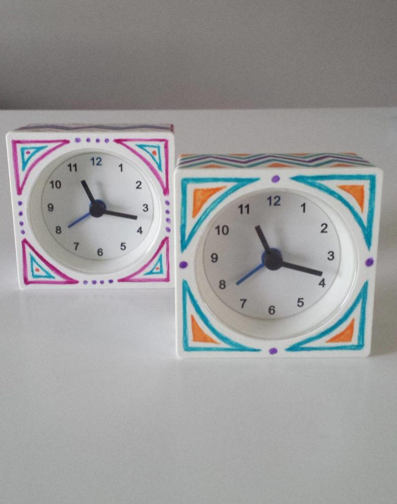 front face ikea alarm clock