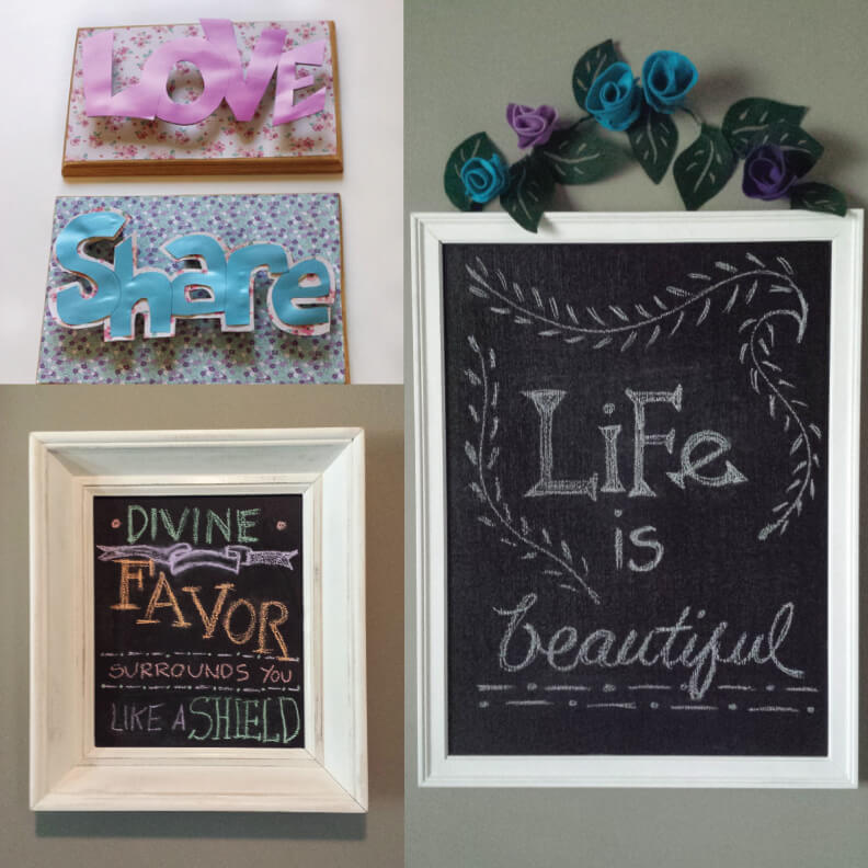 3 frame diys you can make and give as gifts