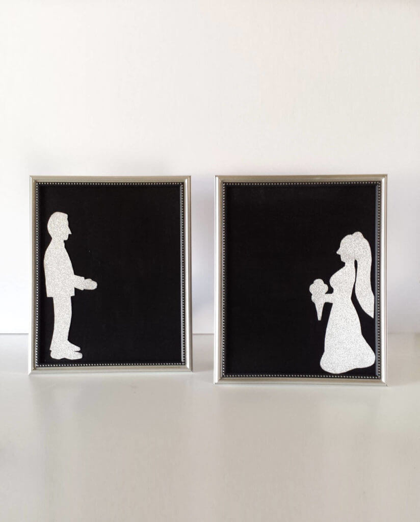 wedding gift diy for bride and groom