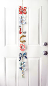 door decoration diy