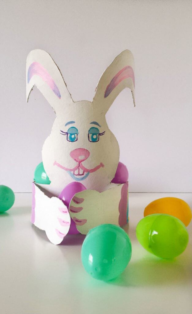 Easter decor diy for Diy easter decorations home