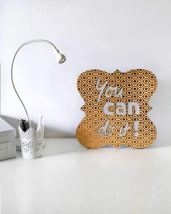 desk decor diy