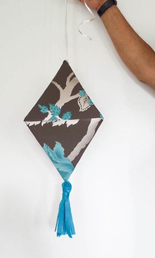 paper ornament diy