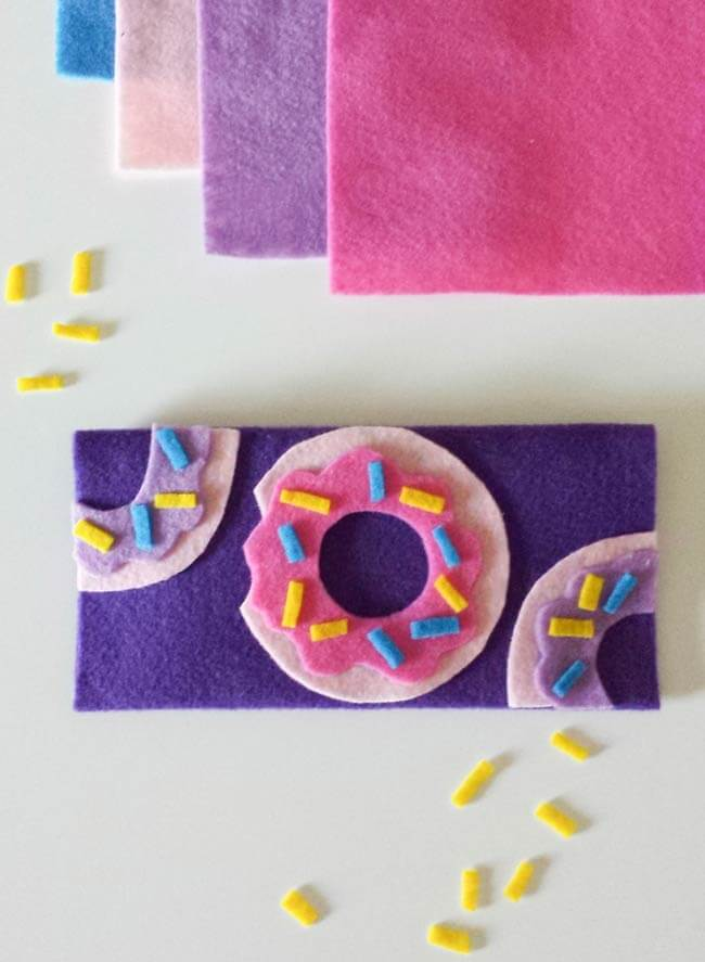 Easy Fabric Crafts No Sew