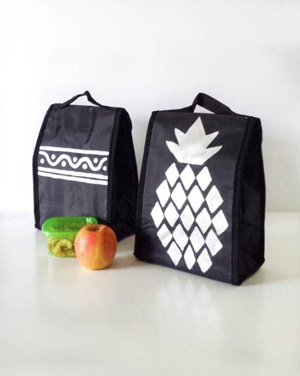 lunch bag makeover